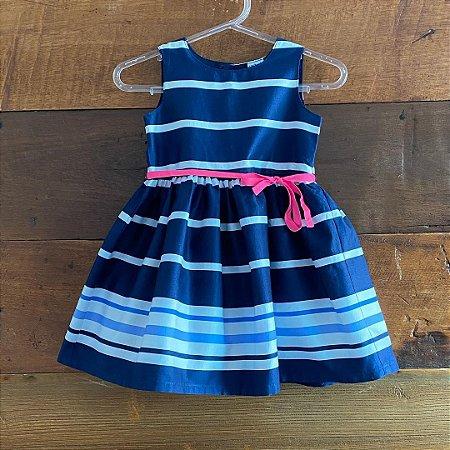 Vestido Carter's - 12 meses