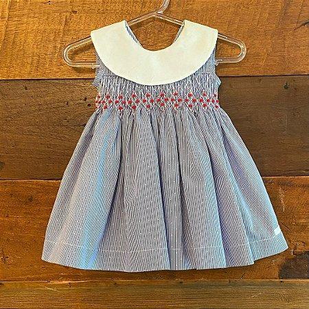Vestido Paola - 9 a 12 meses
