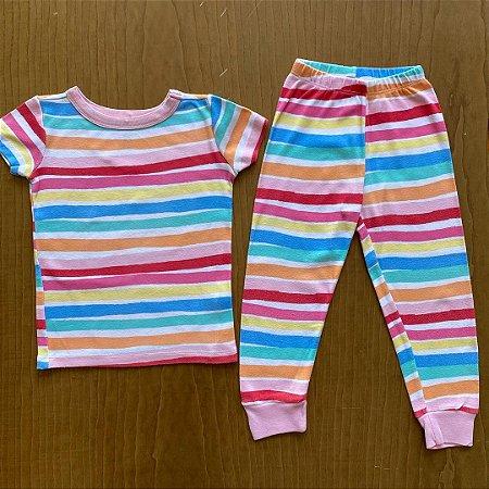 Pijama Gymboree - 3 anos