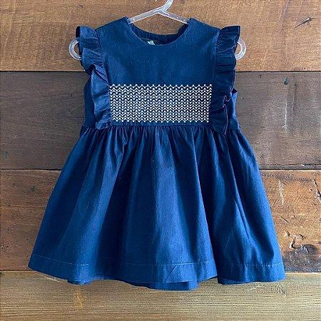 Vestido Primo Bambino - 12 meses