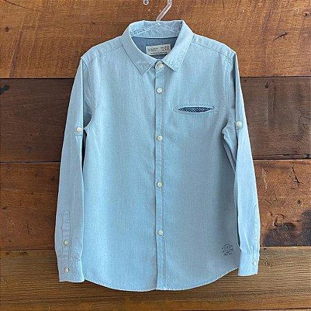 Camisa Zara - 5 a 6 anos