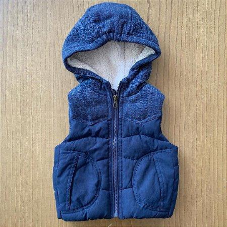 Colete Zara - 12 a 18 meses