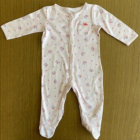 Macacão Carter's - 6 meses