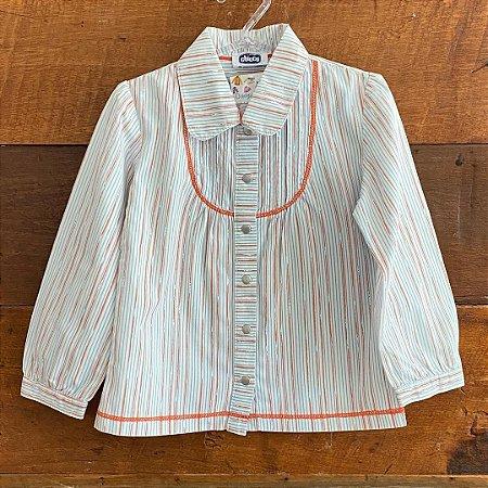 Camisa Feminina Chicco - 2 anos