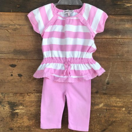 Conjunto Júicy Couture - 3-6 meses