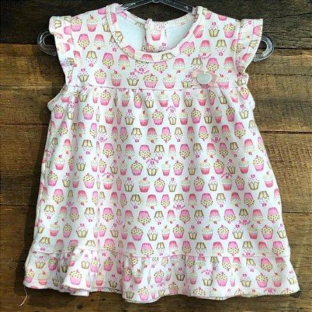 Vestido Mini & Kids - 3-6 meses