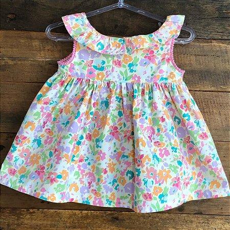 Vestido Importado - 6-9 meses