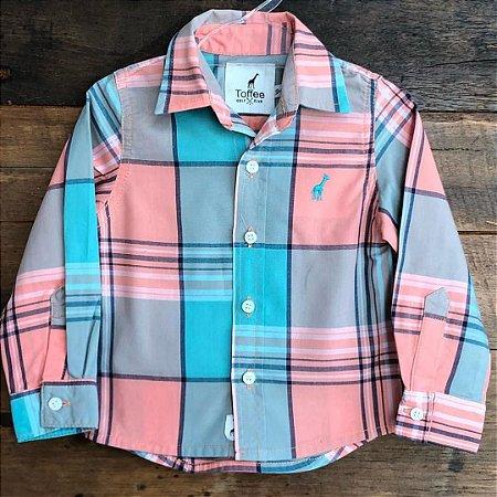 Camisa Seminova - 9-12 meses
