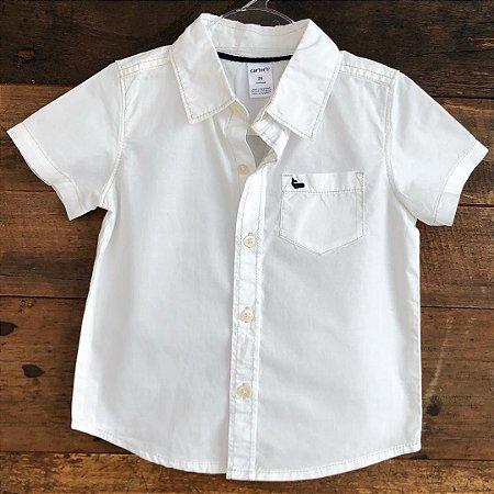 Camisa Carter's - 2 anos