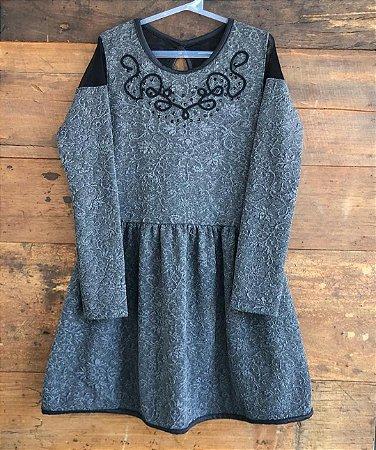 Vestido Seminovo - 5-6 anos