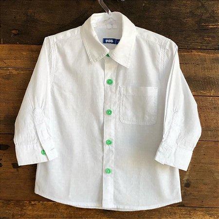Camisa PUC - 12 meses