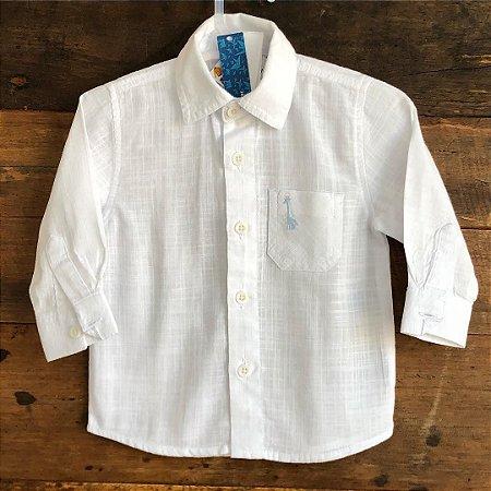 Camisa PUC - 9 a 12 Meses
