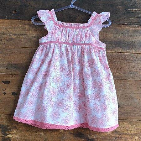 Vestido Baby Cottons - 12 meses
