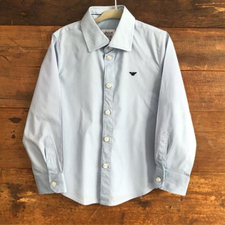 Camisa Armani - 3 anos
