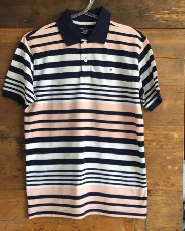 Polo Tommy Hilfiger - 16 a 18 anos