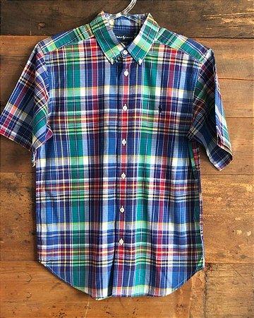 Camisa Ralph Lauren - 14 a 16 anos