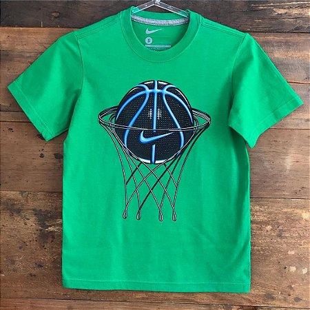 Camiseta Nike - 8 anos