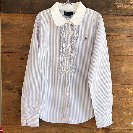 Camisa Ralph Lauren - 8 anos e 12 anos