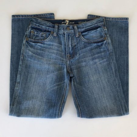 Calça Jeans Seven Masculino - 7 anos