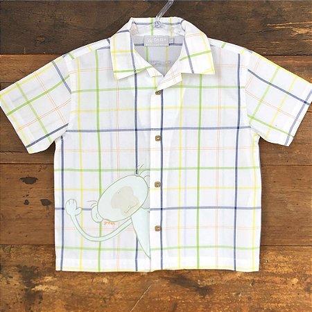 Camisa Green - 4 anos