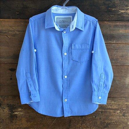Camisa Seminova - 3 anos