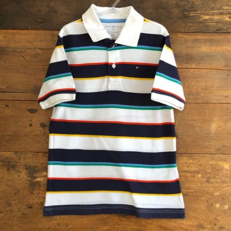 Polo Tommy Hilfiger 6 a 7 anos
