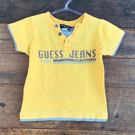 Blusa Guess - 12 meses
