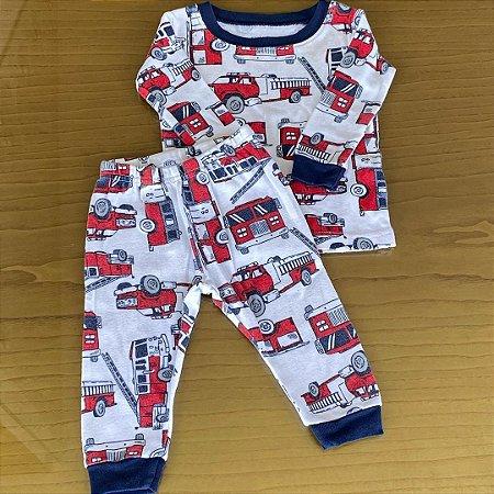 Pijama Carter's - 6 meses