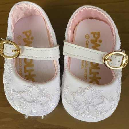 Sapato Pimpolho - RN Recém Nascido