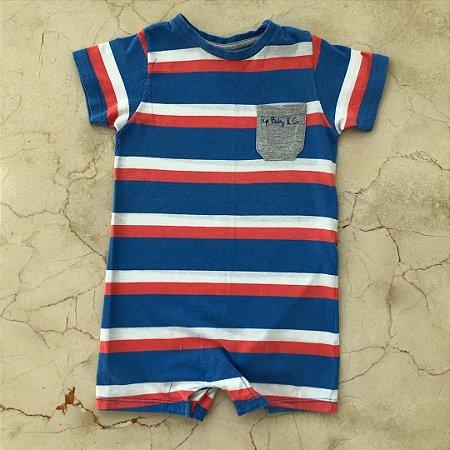 Macacão Up Baby - 12 a 18 meses