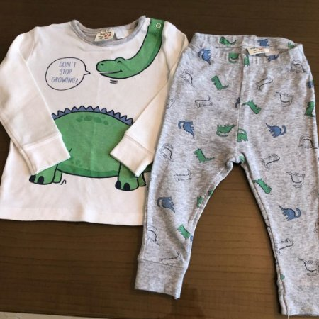 Pijama Zara - 9 a 12 meses