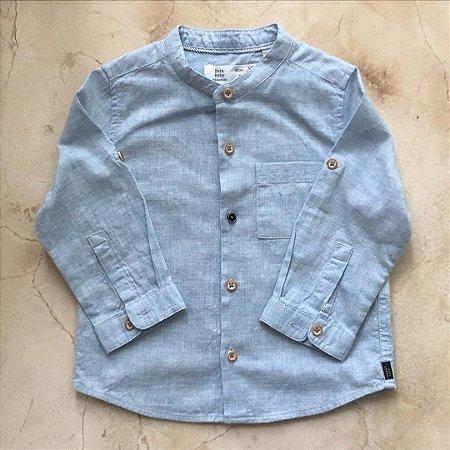 Camisa Zara - 6 a 9 meses