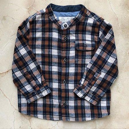 Camisa Lãzinha Zara - 6 a 9 meses