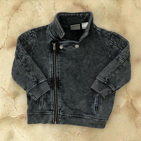 Jaqueta de Moletom Zara - 6 a 9 meses