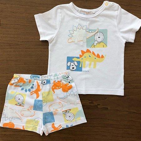 Pijama Sonhart - 12 meses