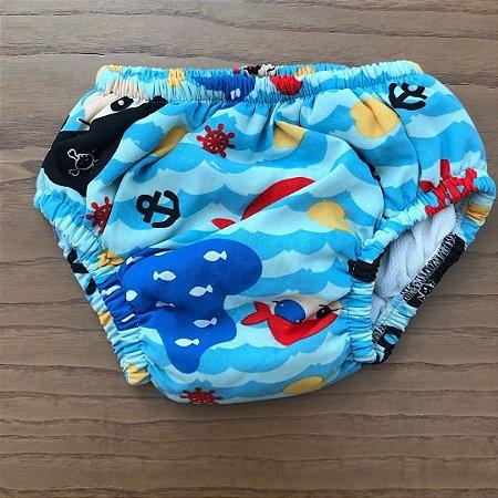 Sunga para natação - 12 meses