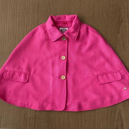 Poncho Juicy Couture - 10 anos