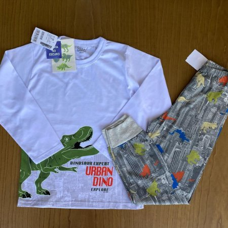 Pijama NOVO - 8 anos