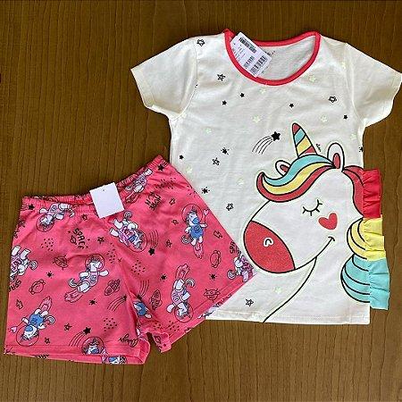 Pijama NOVO - 3 anos - 4 anos - 6 anos e 8 anos