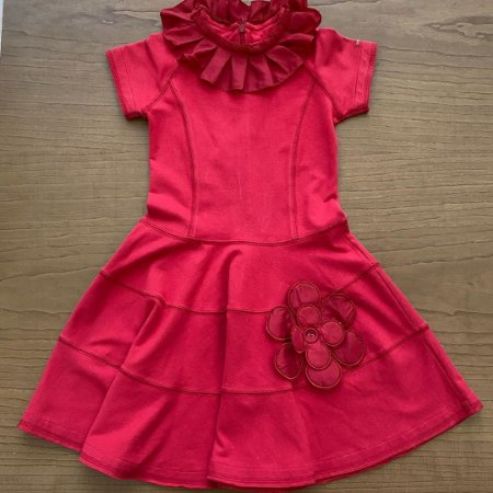 Vestido Tyrol - 8 anos