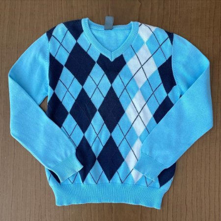 Lãzinha Zara - 4 a 5 anos