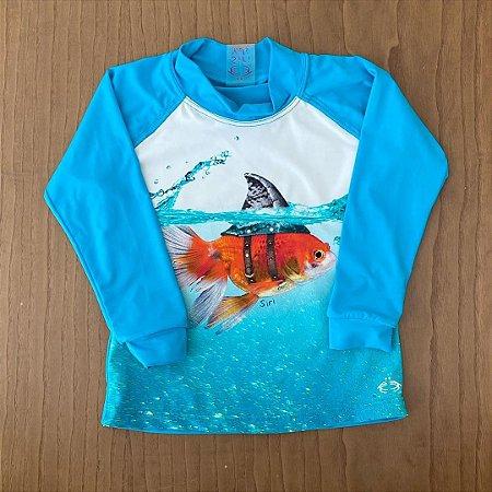 Camiseta para piscina - 9 meses