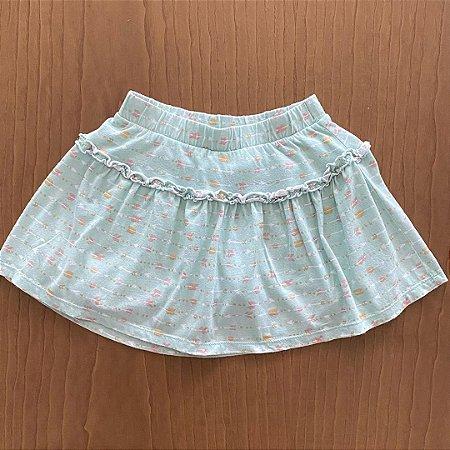 Saia Shorts Importado - 6 anos