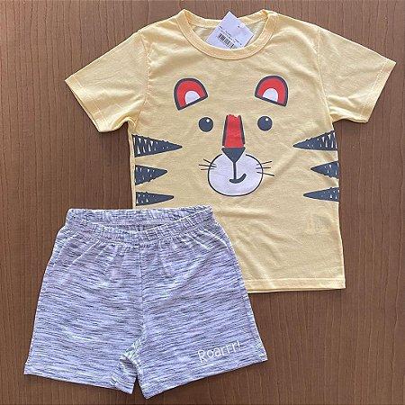 Pijama BY GUS - 2 anos - 3anos - 4anos - 6anos e 8 anos
