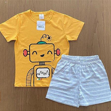 Pijama BY GUS - 2 anos - 3 anos - 4 anos e 6 anos
