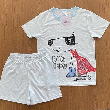 Pijama BY GUS - 4 anos e 6 anos