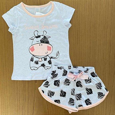 Pijama BY GUS - 2 anos - 4 anos - 6 anos e 8 anos
