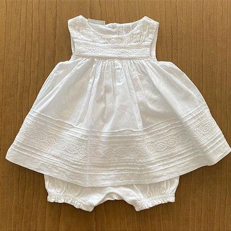 Vestido Importado - 6 a 9 meses