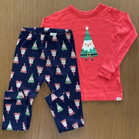 Pijama GAP - 5 anos