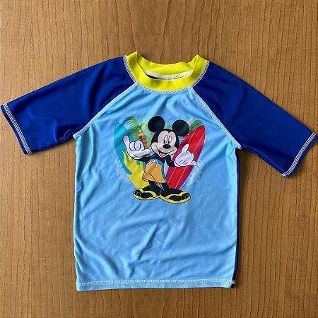 Camiseta de Piscina Disney - 4 anos